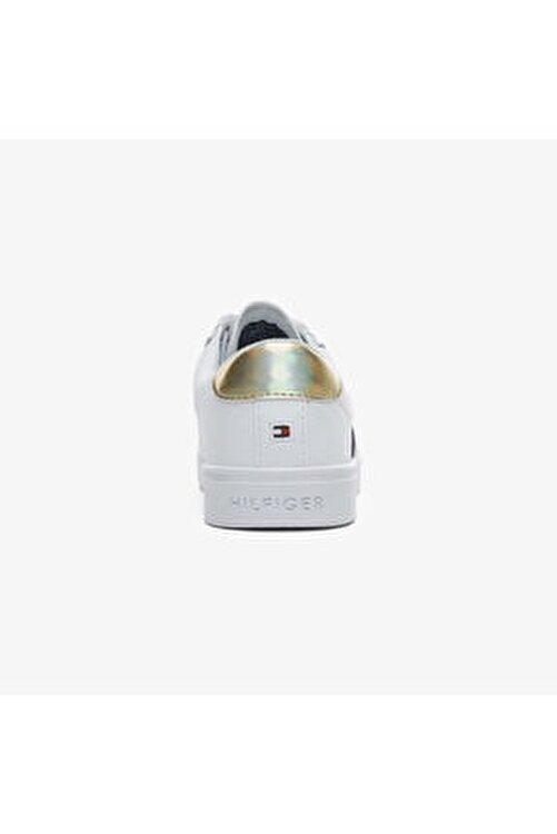 Tommy Hilfiger Kadın Beyaz Spor Ayakkabı 2