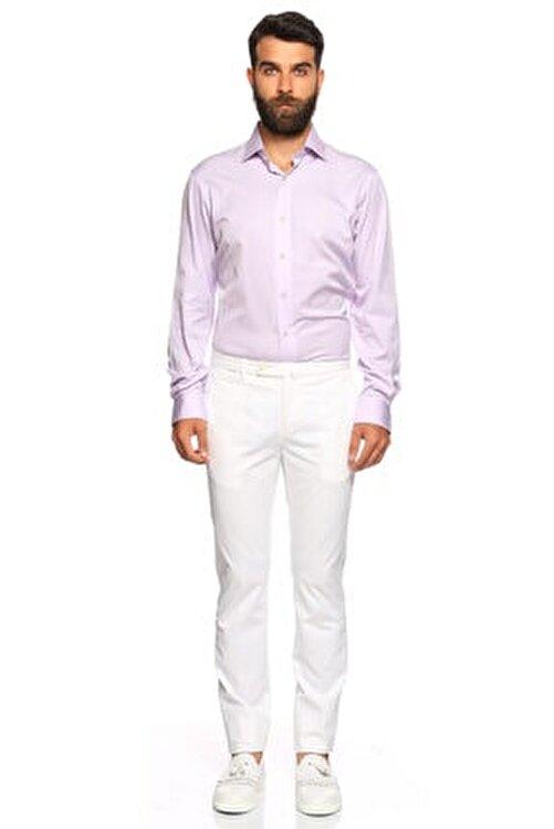 Hackett Erkek Beyaz Pantolon 2