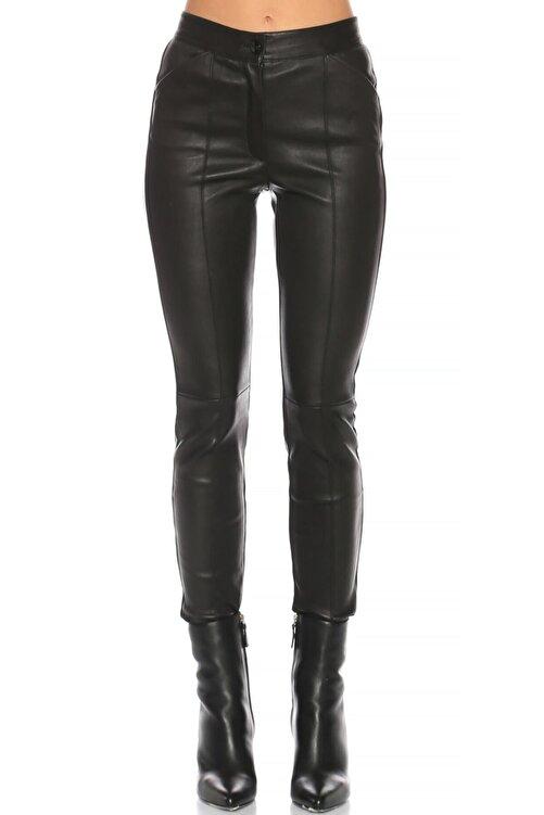 Barbara Bui Siyah Deri Pantolon 1