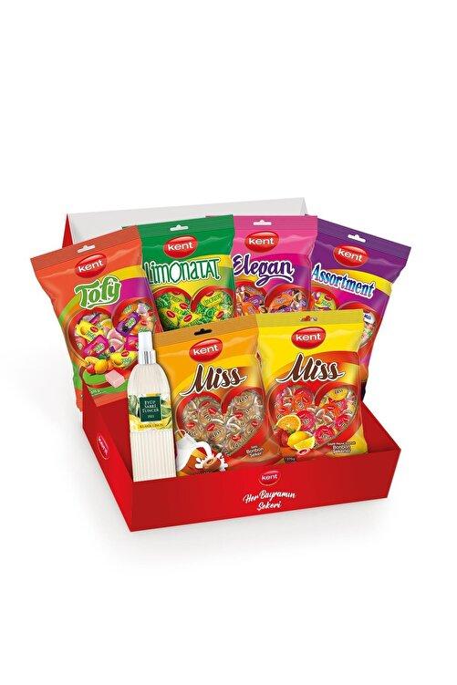 KENT Karışık Şeker Paketi - Kolonya 1