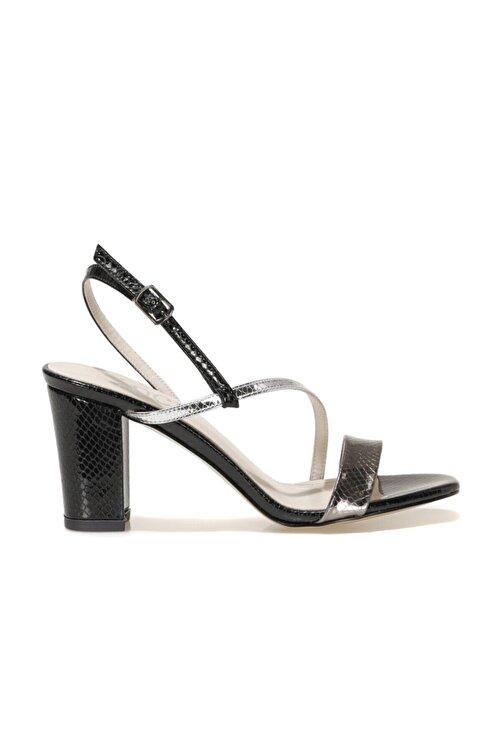 İnci CANNES.Z 1FX Siyah Kadın Topuklu Sandalet 101038255 1