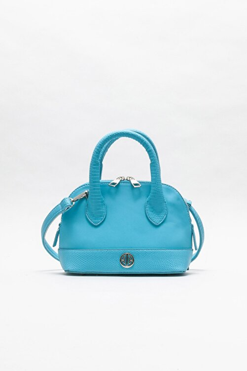 Elle Shoes Mavi Kadın El Çantası 1