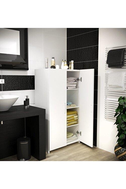 Oyuncak Odası Beyaz Çok Amaçlı Mutfak Hol Banyo Balkon Ofis Dolap 2