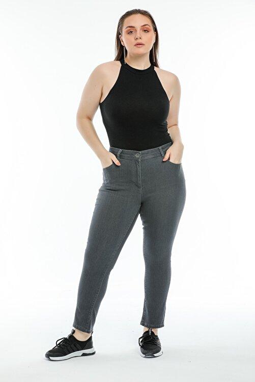 Bena Lisa E Collection Büyük Beden Anne Pantolon 2