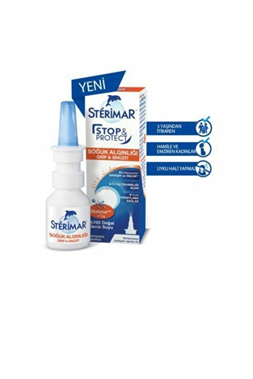 Sterimar Stop Protect Soğuk Algınlığı Sinuzit 20 ml 1