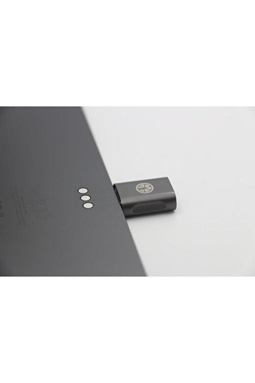 Lime Electronics | Usb Type C Dönüştürücü Otg Çevirici Metal Adaptör | Space Grey 2