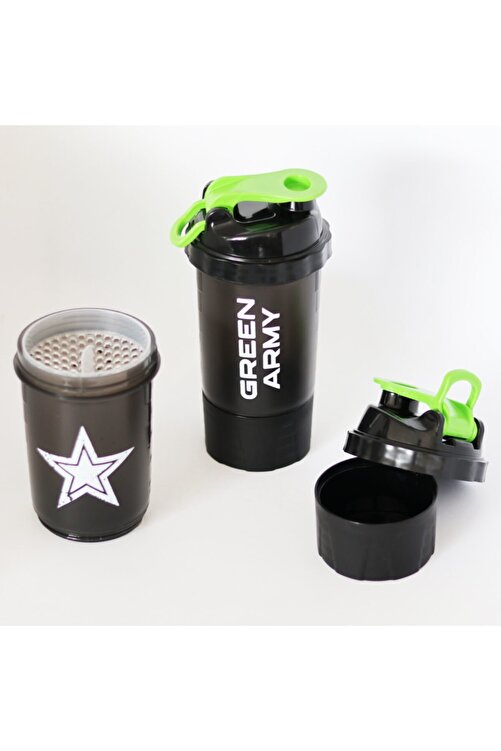 Be Green Green Army Shaker 1