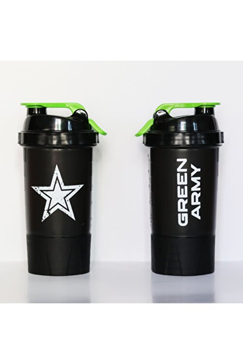 Be Green Green Army Shaker 2