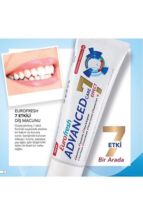 Farmasi Eurofresh 7 Etkili Komple Ağız Bakım Beyazlatıcı Diş Macunu 112 G 2