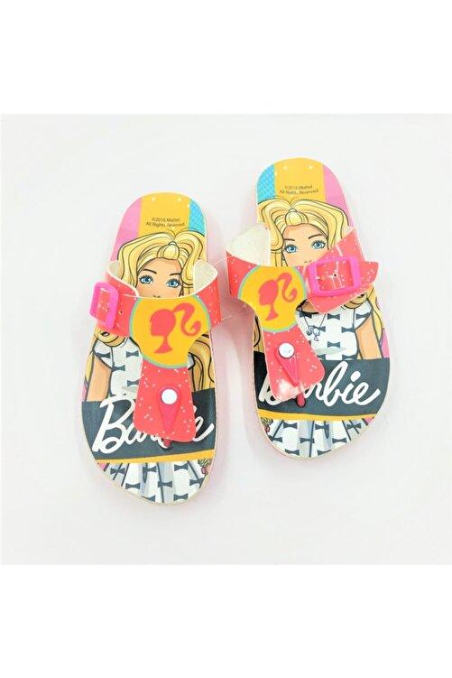 Barbie Pembe Kız Çocuk Havuz Ve Plaj Terliği 2