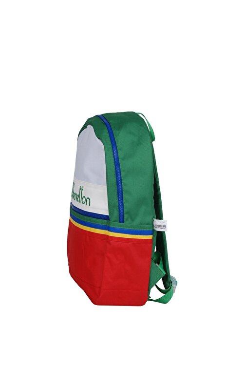 United Colors of Benetton Unisex Benetton Ön Bölmeli Sırt Çantası 70032 2