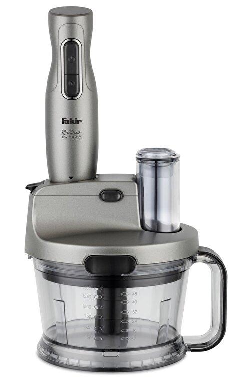 Fakir Mr Chef Quadro 1000 W Blender Seti Anthracite 2