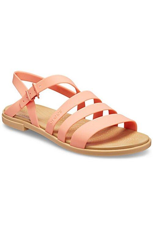 Crocs Kadın Turuncu Tulum Sandalet 2