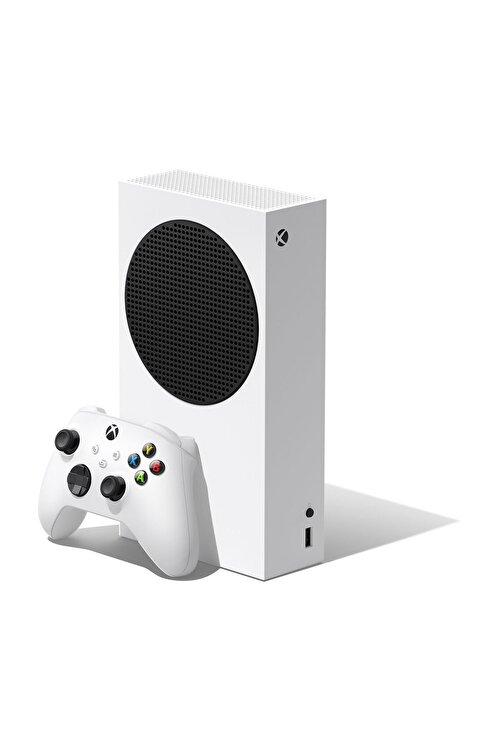 MICROSOFT Xbox Series S 512 GB Oyun Konsolu - Beyaz (Microsoft TR Garantili) 1