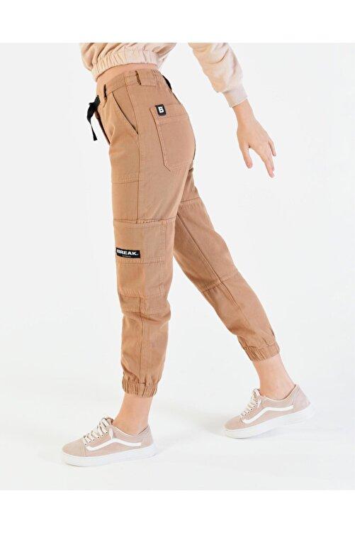 Vision Kadın Cep Detaylı Kargo Pantolon 2