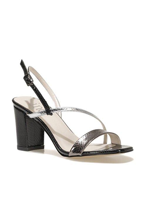 İnci CANNES.Z 1FX Siyah Kadın Topuklu Sandalet 101038255 2