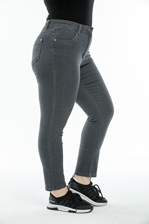 Bena Lisa E Collection Büyük Beden Anne Pantolon 1