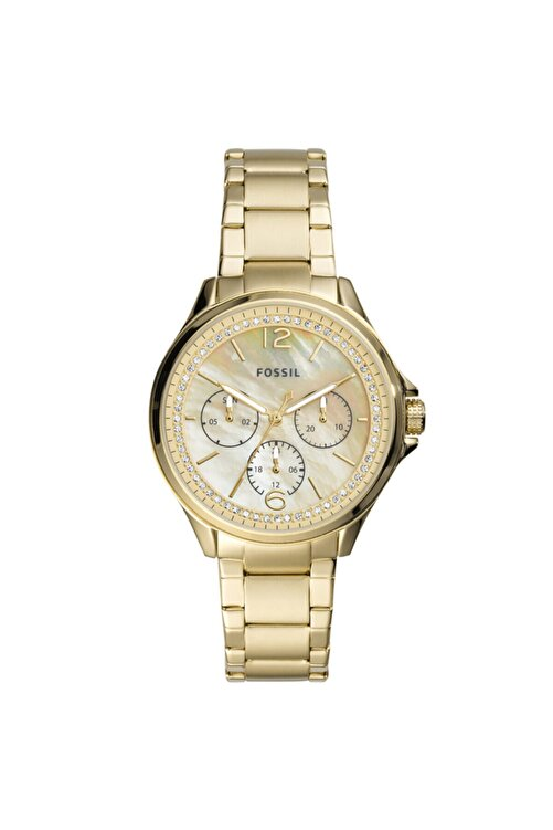Fossil Kadın Altın Kol Saati 1