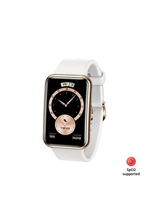 Huawei Huaweı Watch Fıt Elegant - Beyaz 2