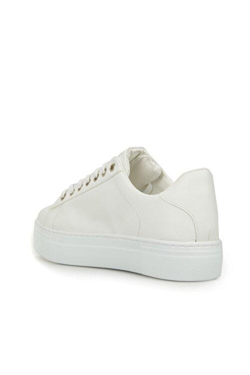 Dıvarese Kadın Beyaz Sneaker 2