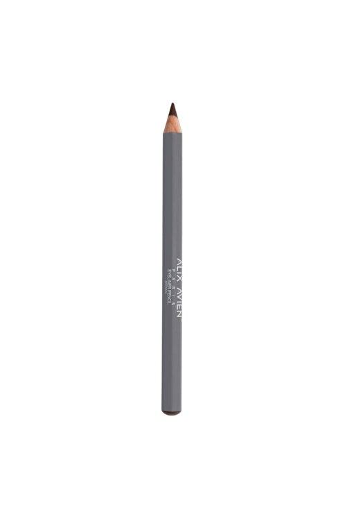 Alix Avien Kahverengi Göz Kalemi Eyeliner Pencil Brown 2