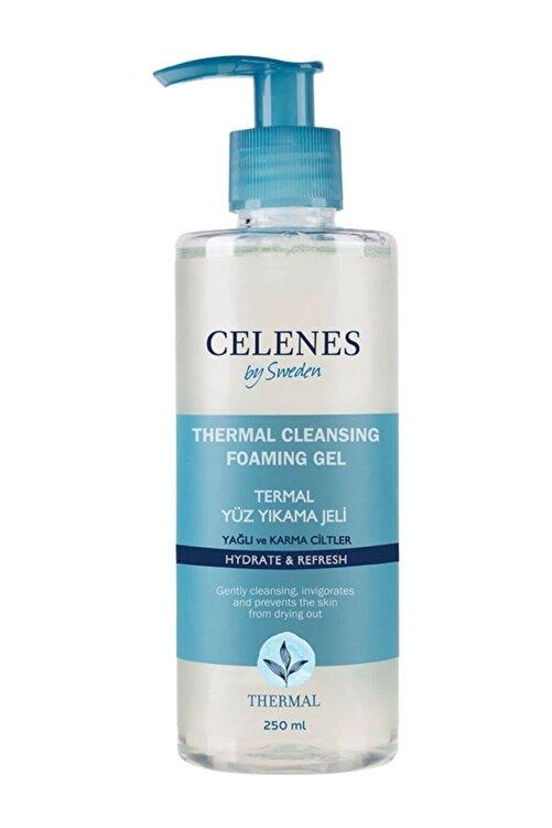 Celenes by Sweden Thermal Yağlı/Karma 250 ml Temizleme Jeli 1