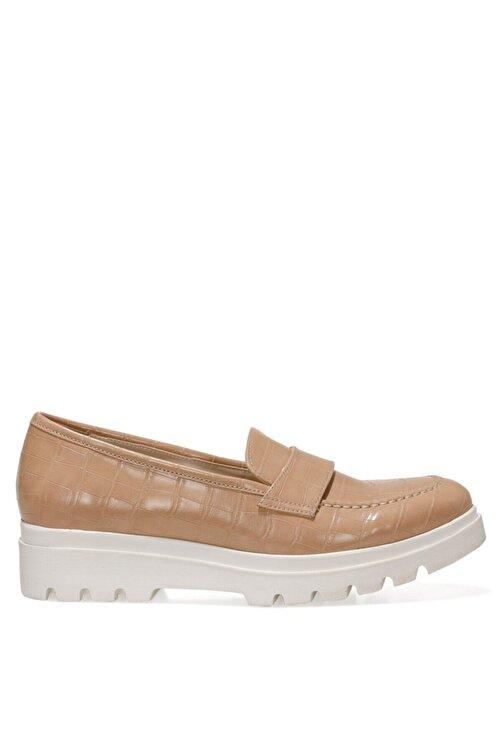 Nine West PIPER2 1FX Bej Kadın Loafer Ayakkabı 101006286 1