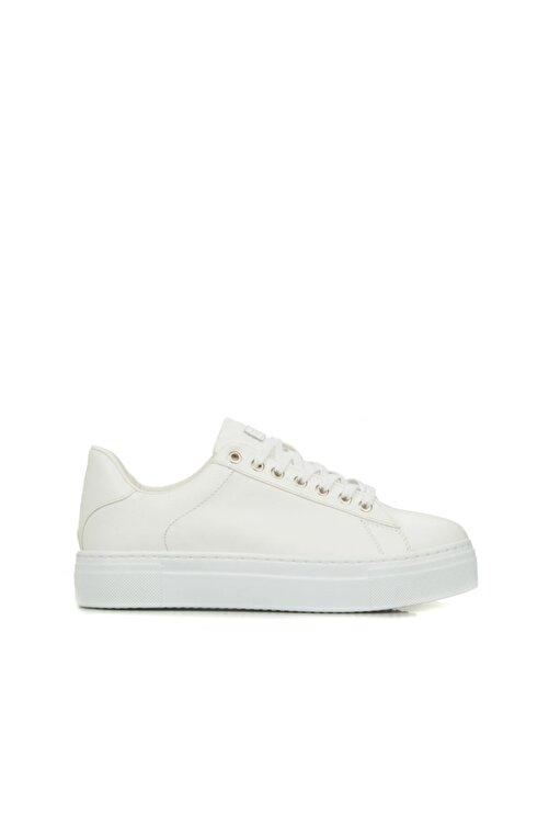 Dıvarese Kadın Beyaz Sneaker 1
