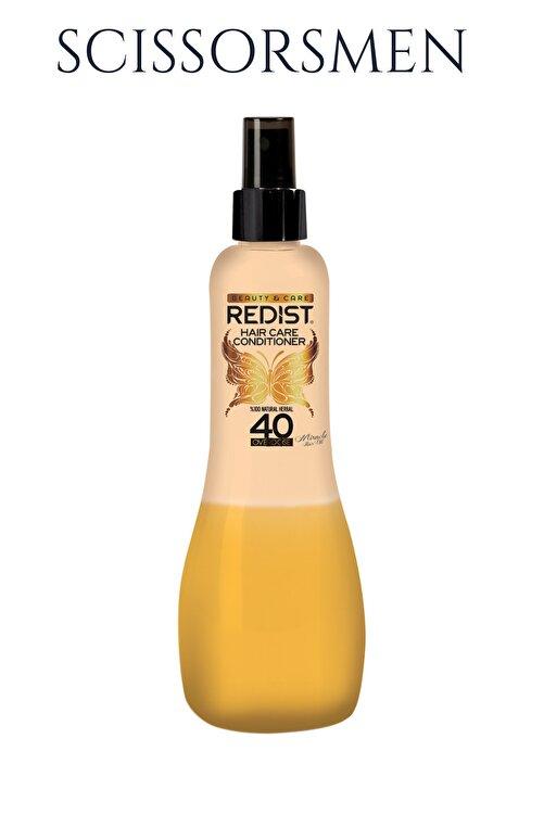 Redist Fön Suyu 2 Fazlı Saç Kondisyoneri Mucizevi 40 Bitkili Kondisyoner 400 Ml 13.5 Fl. Oz. 1