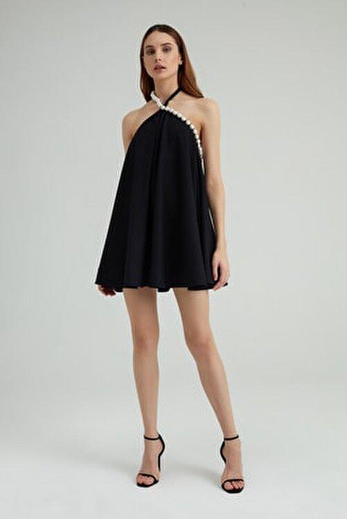 LOVEMETOO Helena Siyah Elbise 1