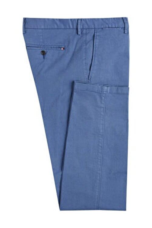 Tommy Hilfiger Erkek Denim Pantolon Pamuk Stretch  Slim Fit Pants TT0TT05458 2