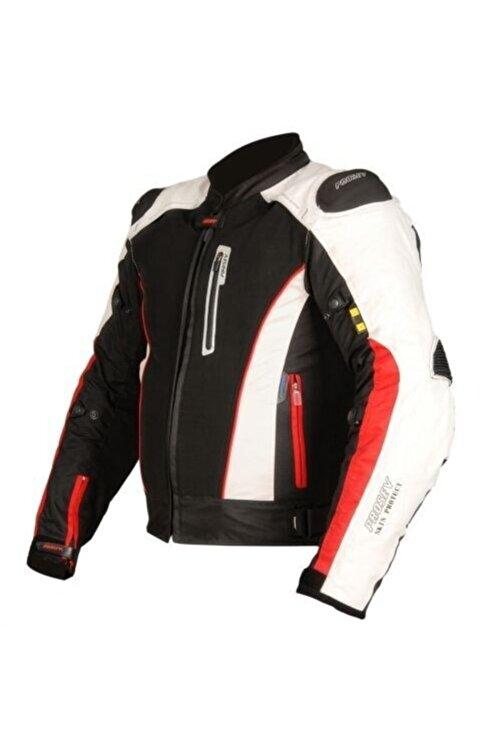 Prosev 7175 4 Mevsim Motosiklet Montu Siyah-beyaz 1