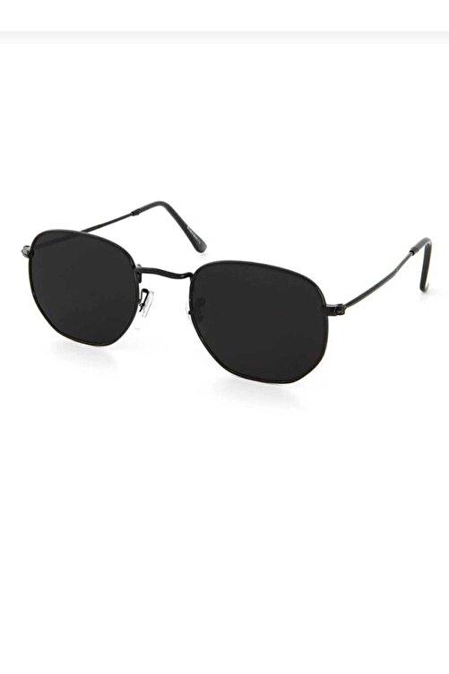 ModaLand Unısex Altıgen Güneş Gözlüğü Ps0180 1