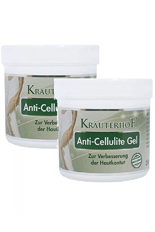 Krauterhof Anti-cellulite Gel Selülit Karşıtı Jel 250 ml X 2 Adet 1