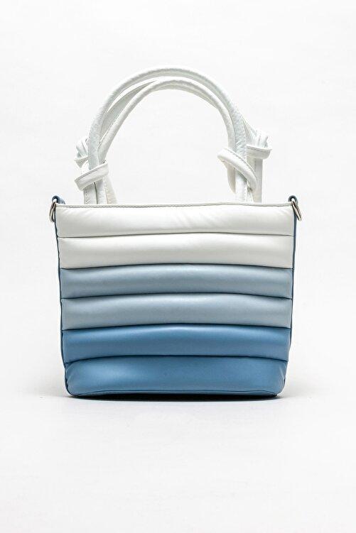Elle Shoes Mavi Kadın El Çantası 2