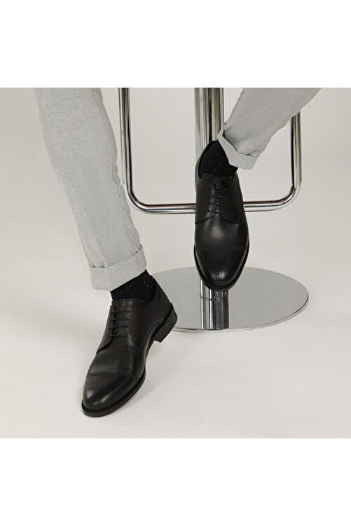 Garamond 2632 1FX Siyah Erkek Klasik Ayakkabı 101015110 2