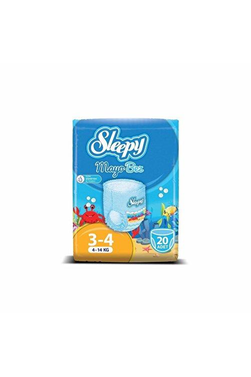 Sleepy Mayo Külot Bez 4 Beden Maxi 20 Adet 4-14 Kg 2