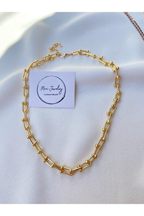 ms merijewelry Tiffany Zincir Kolye 1