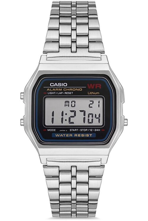 Casio Retro Unisex Kol Saati A159WA-N1DF 2
