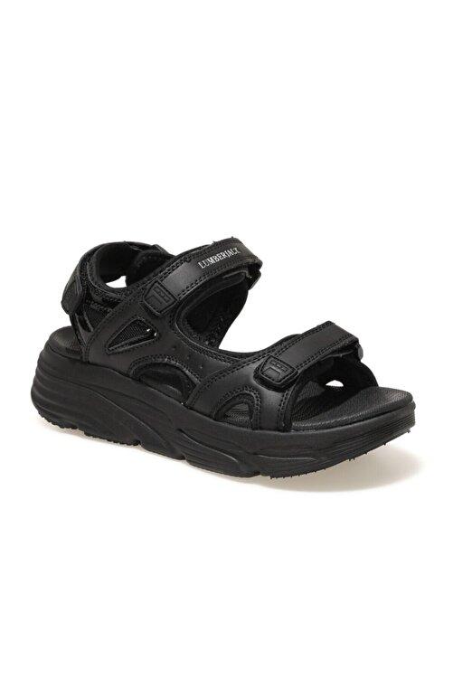 lumberjack GENA 1FX Siyah Kadın Spor Sandalet 101028491 1