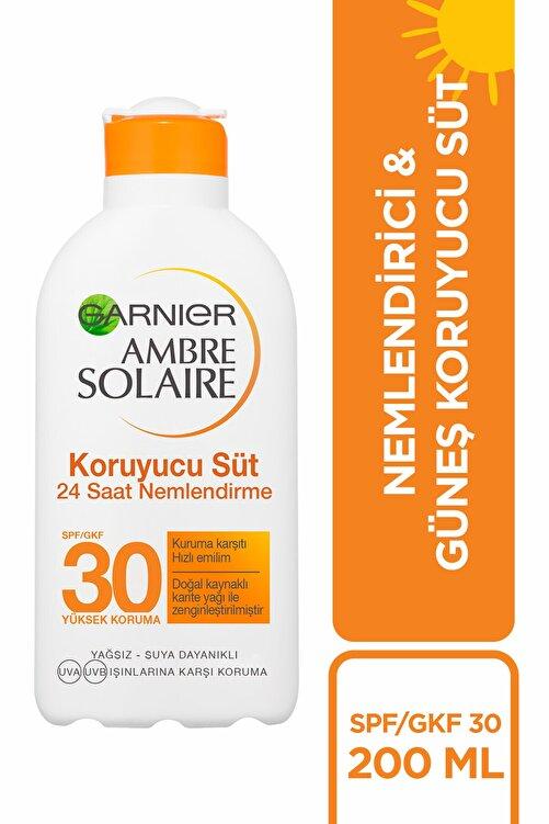 Garnier Ambre Solaire Koruyucu Süt GKF30 200 ml 1
