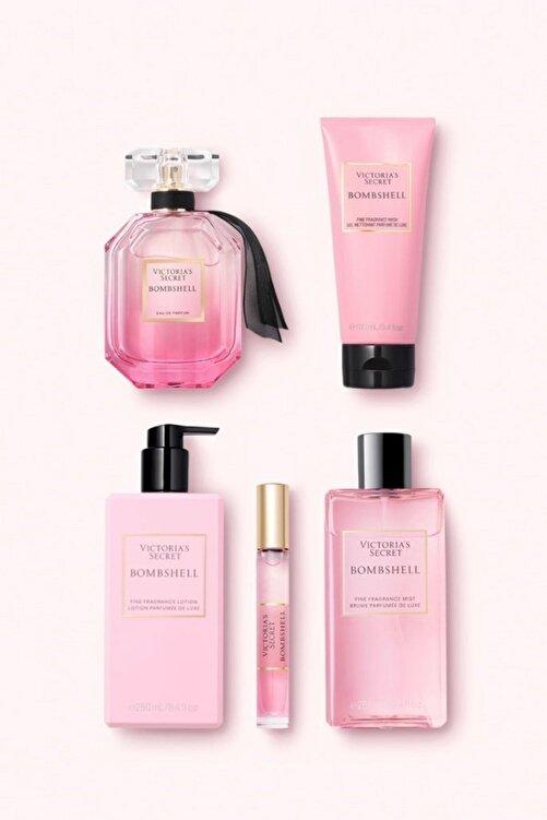 Victoria's Secret Bombshell New Collection Edp 100 ml Kadın Parfüm Seti 667552671463 2