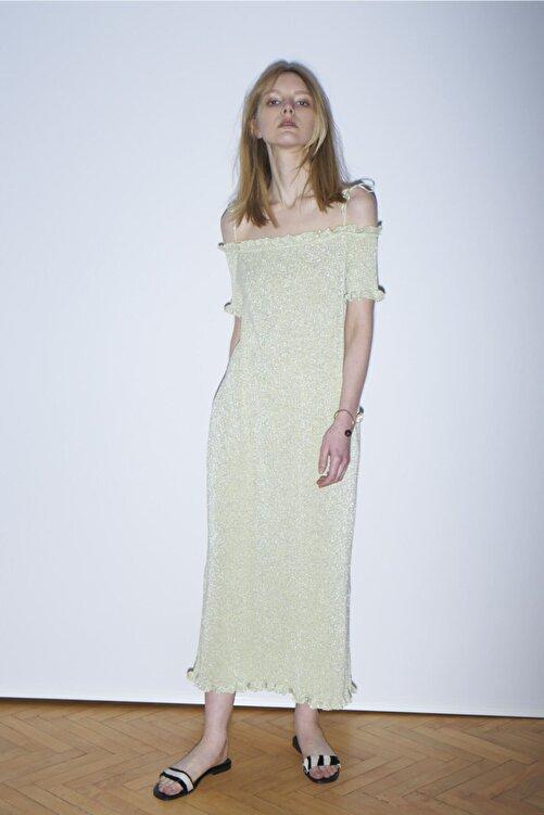 House of OGAN Kadın Pembe Magic Dress 2
