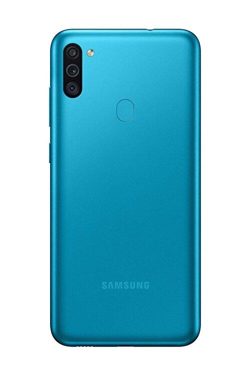 Samsung Galaxy M11 (Çift SIM) 32GB Mavi Cep Telefonu (Samsung Türkiye Garantili) 2