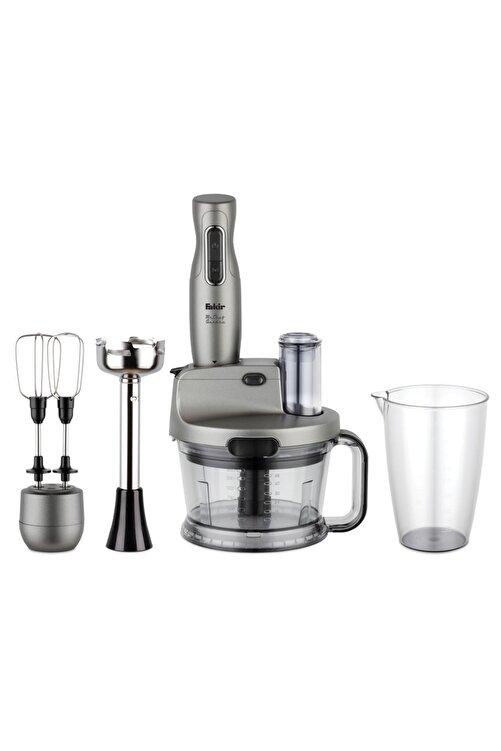 Fakir Mr Chef Quadro 1000 W Blender Seti Anthracite 1