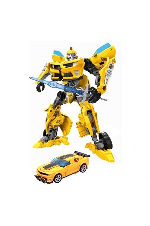PASİFİK OYUNCAK Kutulu Transformersa Dönüşen Bumblebee 2
