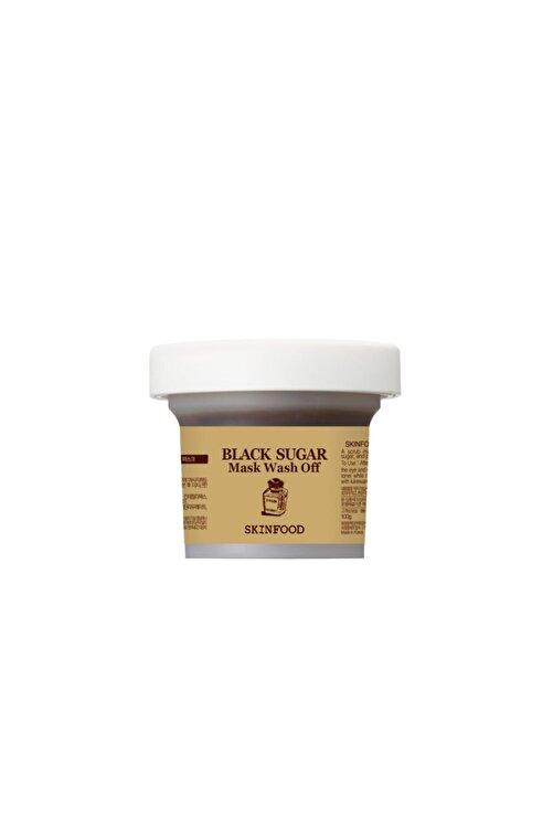 Skinfood Black Sugar Çok Kullanımlık Yenileyici Yüz Maskesi 100g 2