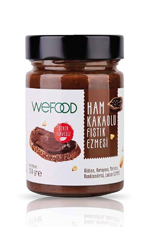 Wefood Ham Kakaolu Fıstık Ezmesi 300 gr 1