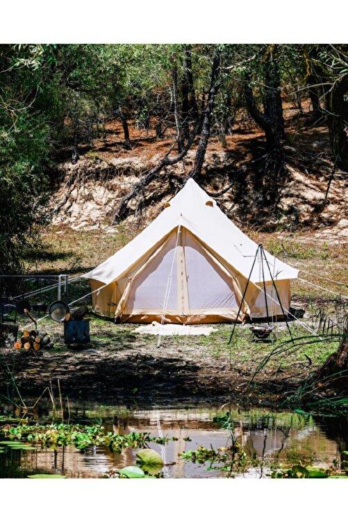 NURGAZ Campout Büyük Kamp Çadırı 4 Mt 2