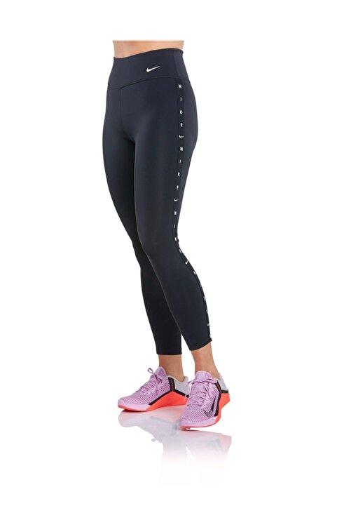 Nike Life Style Sports Womens 7/8 Graphics Leggings Cu5787-010 2